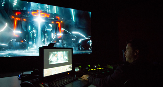 Cole coloring pictures : David Cole Discusses Final Coloring of TRON: Legacy Sound & Picture