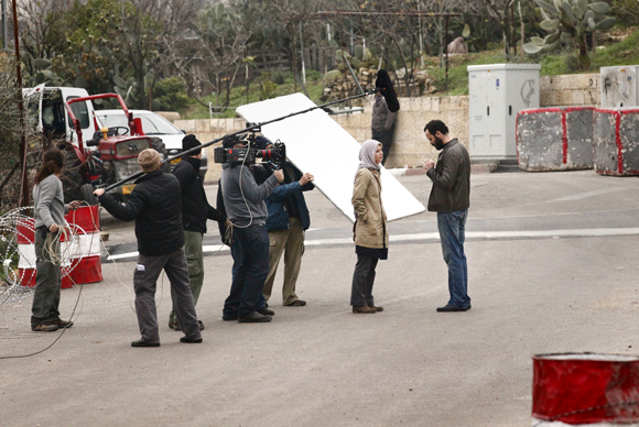 On the set of Homeland