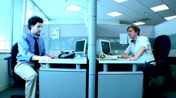 Evan Mann & Gareth Reynolds in Mano-A-Mano