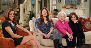 Victoria (Wendie Malick), alerie (Melanie Moretti), and Joy (Jane Leeves)