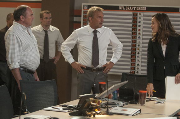 Inside the Cleveland Browns' draft room