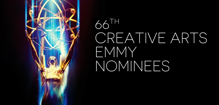 66th Creative Arts Emmy Nominees