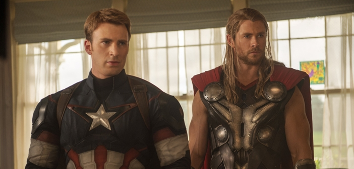 Avengers: Age of Ultron: First Look