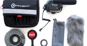 Rotolight Sound & Light Kit