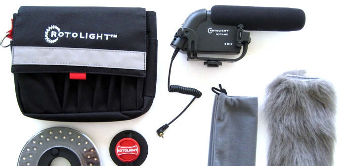 Rotolight Sound and Light Kit Review