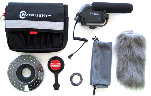 Rotolight Sound And Light Kit Review Sound Picture