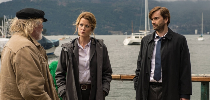 Gracepoint Review
