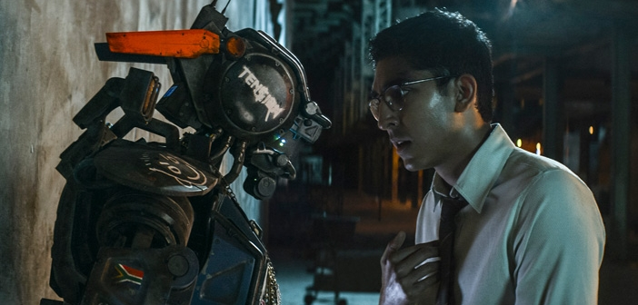 Chappie: First Look