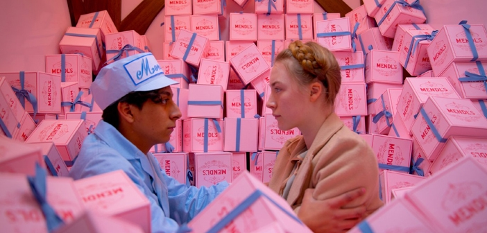 Barney Pilling on Editing The Grand Budapest Hotel
