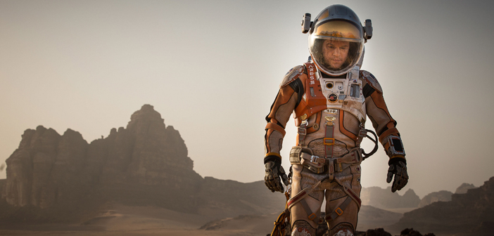'The Martian' Wins AMPS Film Sound Award