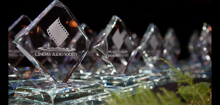 53rd CAS Award Winners Announced