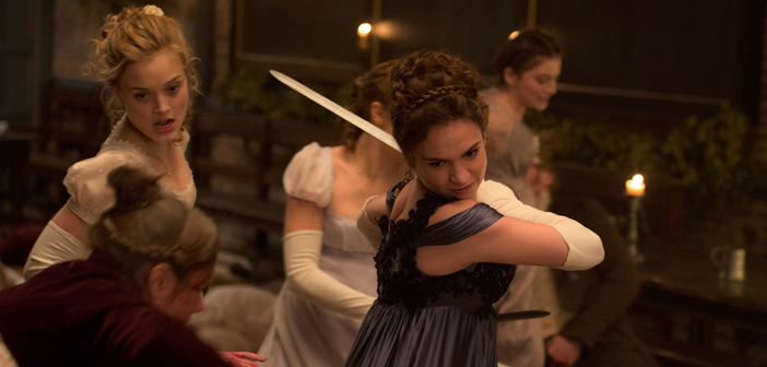 Pride and Prejudice and Zombies: Review