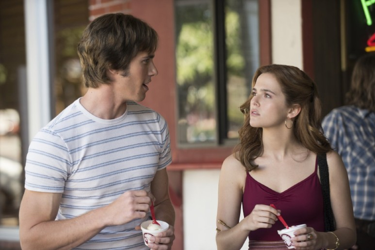 Zoey Deutch and Blake Jenner 2