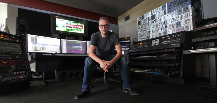A Conversation with Charlie Clouser: Rockstar Composer with an Edgy Palette for TV & Film