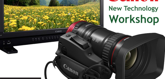 Band Pro Announces Canon New Technology Workshop