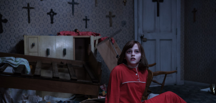 Demons & Zoetropes: Sound Editor/Designer Joe Dzuban on 'The Conjuring 2'