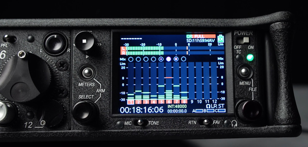 Sound Devices 688 - Dan Dugan 6