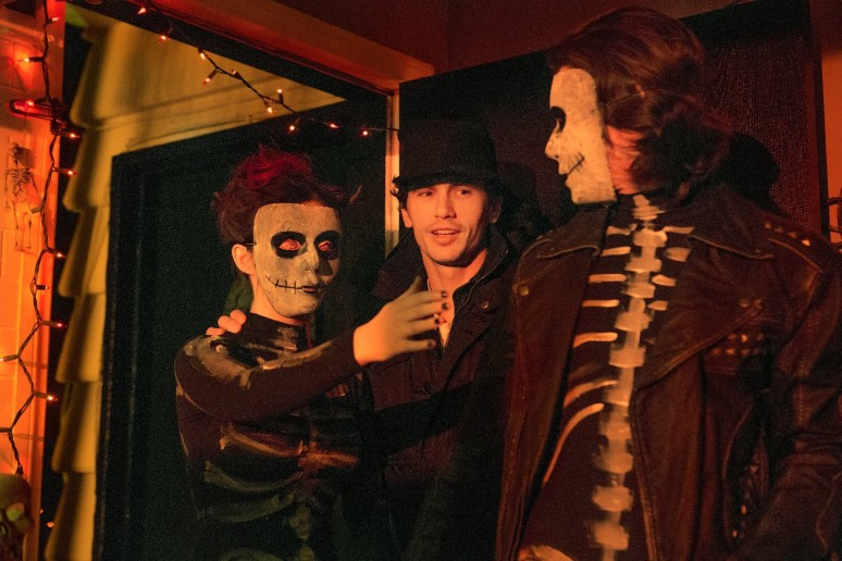 James Franco stars in 'Mother, May I Sleep with Danger?'