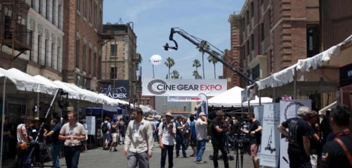 Registration Now Open for 2017 Cine Gear Expo