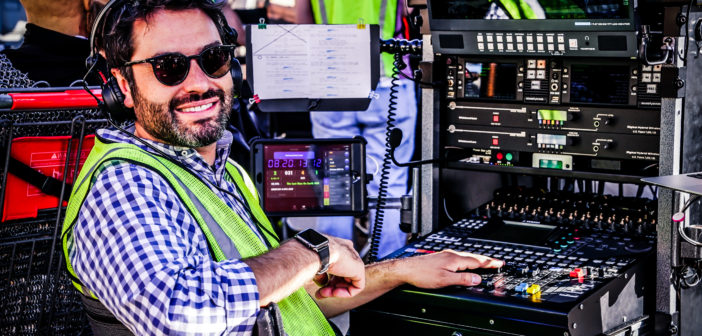 Accomplished Sound Mixer Devendra Cleary Lives Dream on the Set of 'The Last Man on Earth'