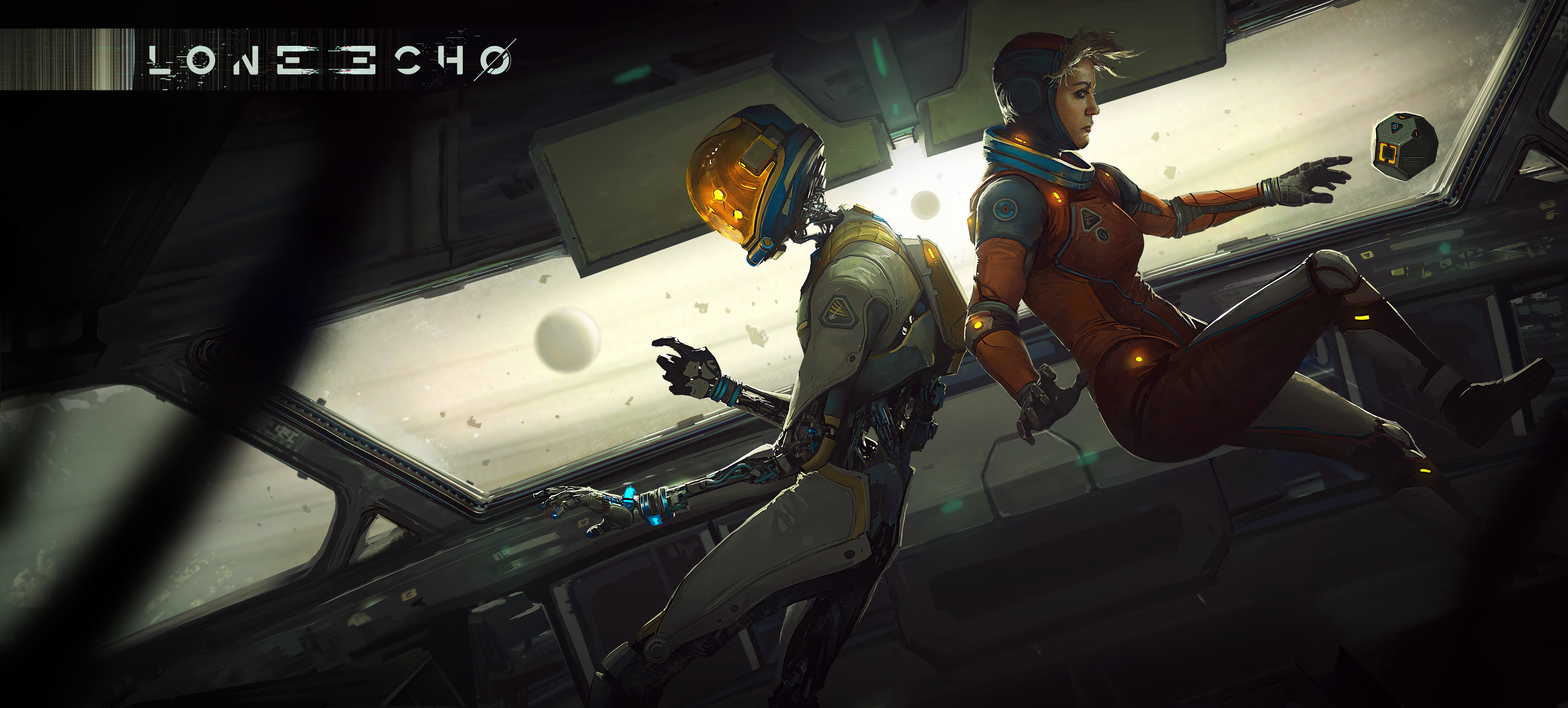 Lone Echo' Composer Jason Graves on Scoring VR Games and Exploring