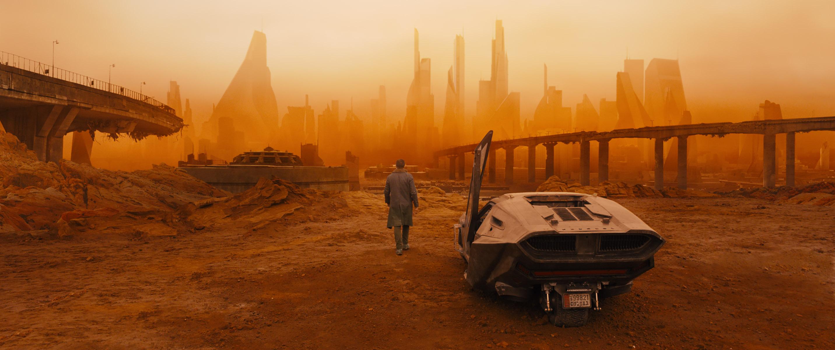 Oscars: 'Blade Runner: 2049' Sound Designer Theo Green