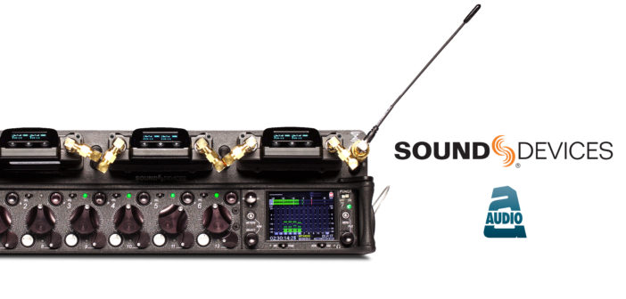 Sound Devices Acquires UK Wireless Manufacturer Audio Limited