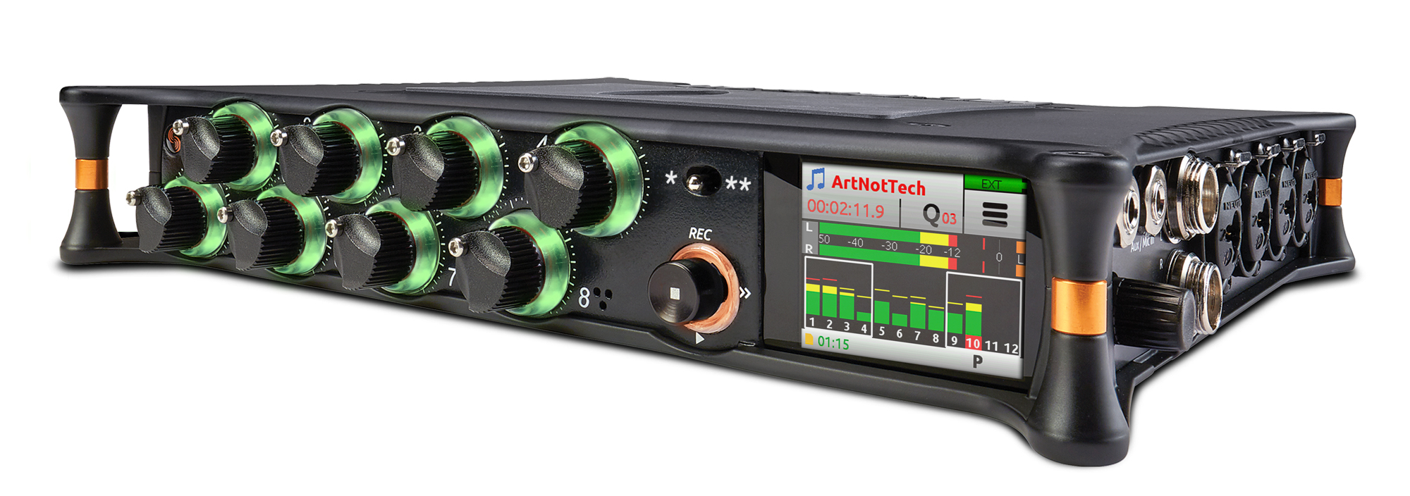 Sound Devices Unveils Ultra Compact Mixpre 10m Multitrack