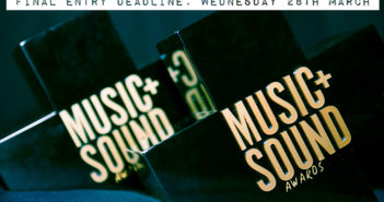 Last Chance to Enter 2018 Music+Sound Awards: March 28th