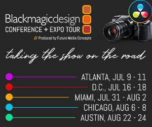 Blackmagic Design Conference