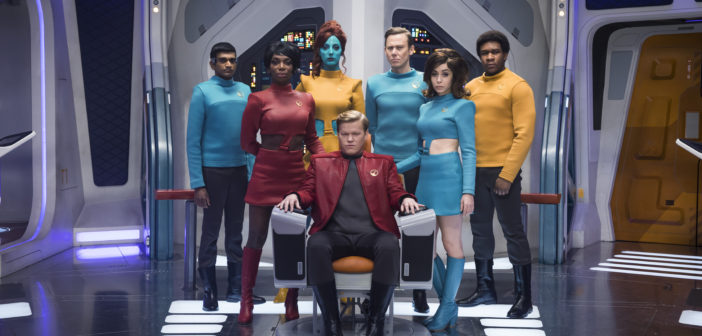 Emmys: How 'USS Callister' DP Stephen Pehrsson Lensed a Visually Stunning New Dimension of 'Black Mirror'