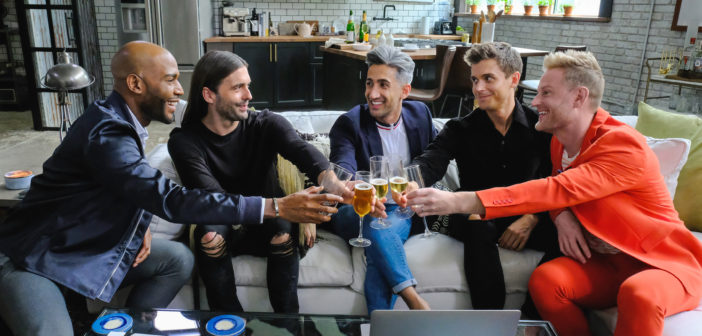 Emmys: How 'Queer Eye' Picture Editor Amy Peters Reveals the Honesty and Brilliance of the Fab Five