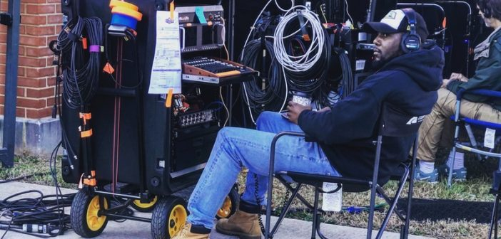 Sound Mixer Nicholas L. Minter Juggles the Demands of Capturing Sound for TV and Film with Lectrosonics