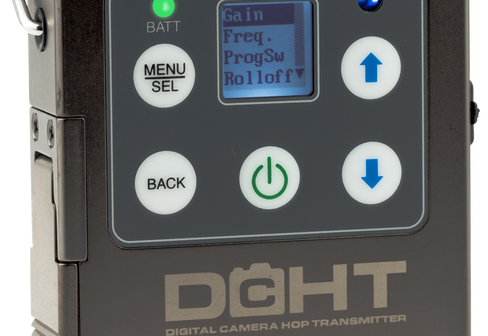 Lectrosonics Introduces the DCHT Portable Digital Stereo Transmitter