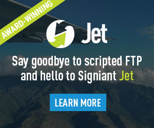 Signiant Jet