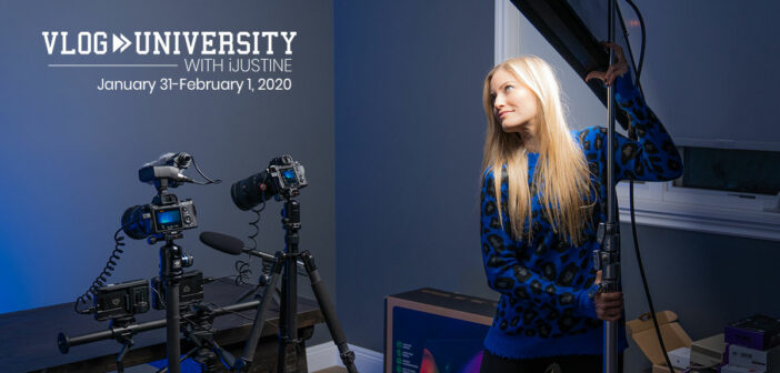 Future Media Conferences Announces 2020 Vlog University with iJustine Conference in Los Angeles