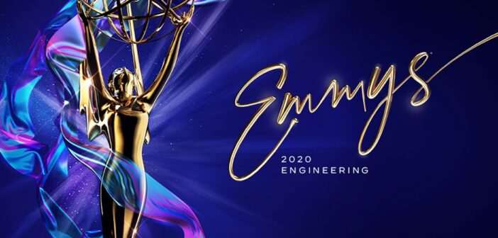 Television Academy Announces Recipients of 72nd Engineering Emmy Awards
