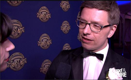 ASC Awards 2013 - Florian Hoffmeister