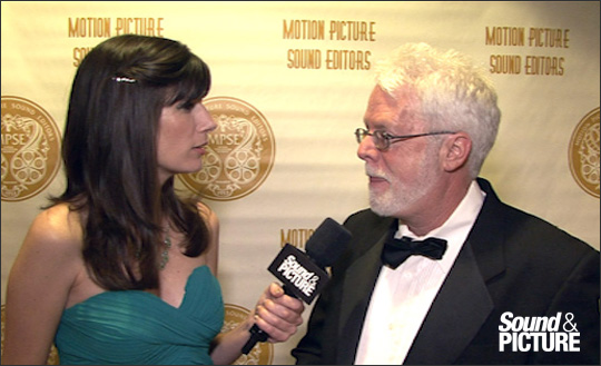 MPSE Awards 2013 - John Roesch
