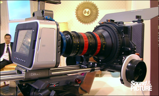NAB Show 2013 - Blackmagic Design 4K Production Camera