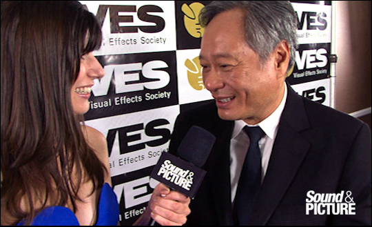 VES Awards 2013 - Ang Lee