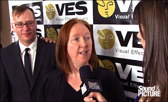 VES Awards 2013 - Boardwalk Empire - Supporting Effects